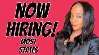 2500 Openings! New Work From Home Job!
