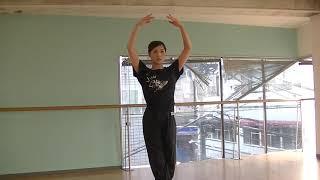 宝塚受験生のバレエ基礎~ポールドブラ~のサムネイル
