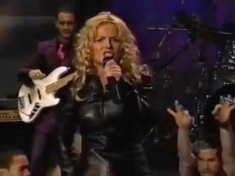 Geri Halliwell - Look At Me Live At Jay Leno