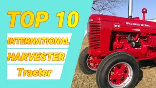 Top Ten International Harvester
