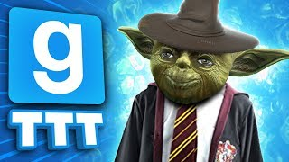 HIS NEW NAME IS GRAND WIZARD! | Gmod TTT