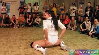 Девушки танцуют тверк TWERK girls Девчонки трясут попками #БП