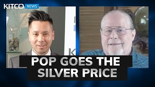 Why is the price of silver going up?