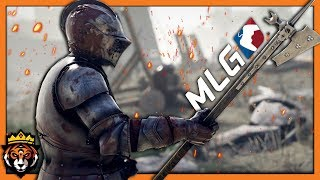 World's First Mordhau Professional Match?! (Mordhau Funny Moments)