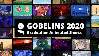 GOBELINS 2020 Animated Short Films to be released soon! #TRAILER
