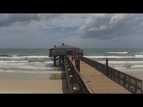 Hurricane Isaias – Tropical Storm left good surf in Central Florida and Volusia County