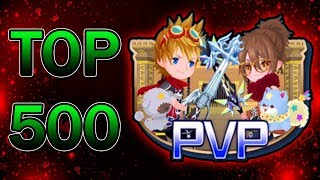 Daily PVP  At Top 500 ~ KH Union χ[Cross]