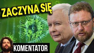 Minister Szumowski Straszy Odwołaniem Normalnych Wyborów 2020 w Paru Gminach