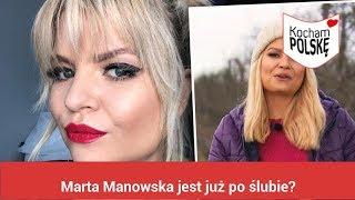 Marta Manowska jest już po ślubie? Jej najnowszy komentarz w sprawie wiele wyjaśnia!