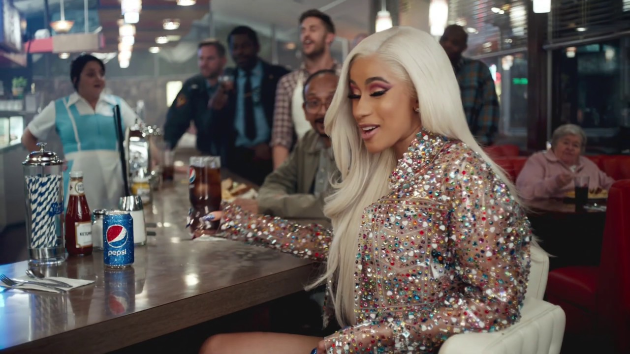 Cardi B Okurrr Meme: Cardi B To Be The Star Of Her Own Pepsi Commercial During