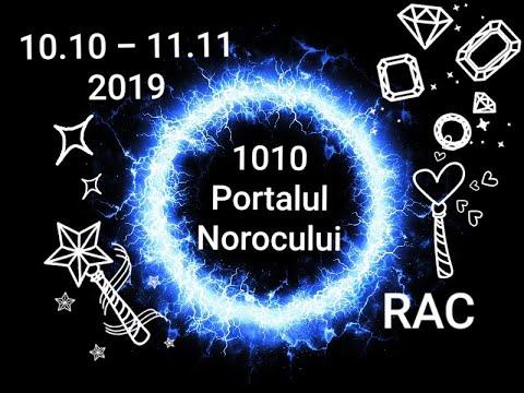 RAC - Portalul Norocului - 10.10.2019-11.11.2019