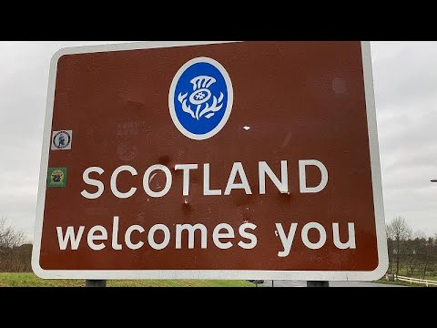 Brexit: Οι απόψεις των πολιτών στα σύνορα Αγγλίας-Σκωτίας