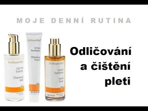Organická kosmetika proti stárnutí