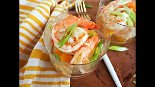 Appetizer Recipe: QUICK Spicy Citrus Shrimp by Everyday Gourmet with Blakely