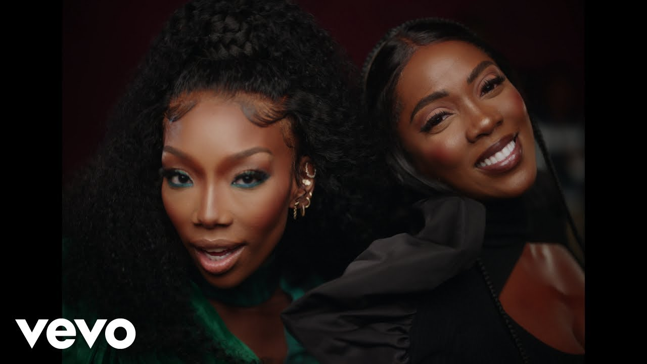 Tiwa Savage - Somebody's Son Ft. Brandy (Official Video)