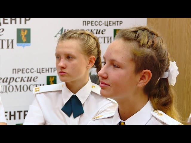 Юные спасатели Ангарска — лучшие в стране!
