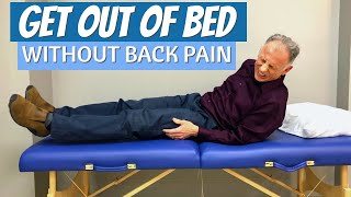 Have Back Pain/Sciatica? How to Get Out of Bed Without Making It Worse