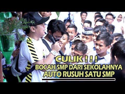 CULIK ANAK ORANG DI SMP AUTO RUSUH SATU SEKOLAH GURU PUN NGAMUK WKWKWK !!!