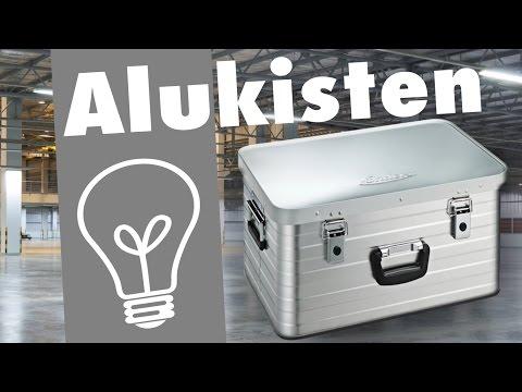 Alukisten - Allgemeine Informationen
