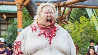 "Zombie ""Fat"" Halloween Japan 좀비 喪屍"