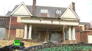 Дома с привидениями: в центре Лондона пустуют элитные особняки