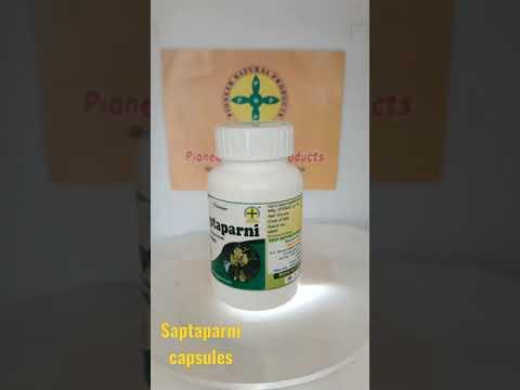 Plantsguru (Saptparni) Ext Capsules 60 Capsules