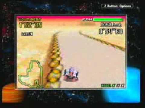 F-ZERO: Maximum Velocity - Cloud carpet [CVH Remix] 2006