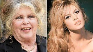 Brigitte Bardot...