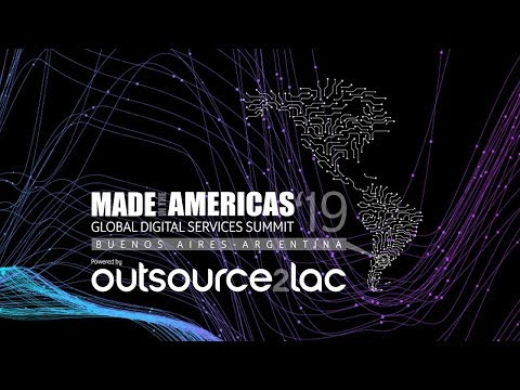 LIVE! Made in the Americas Global Digital Services Summit