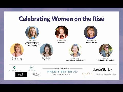 Celebrating Women on the Rise 2021 Virtual Event
