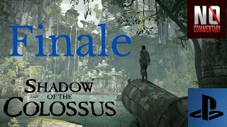 SHADOW OF THE COLOSSUS [Walkthrough No Commentary ITA FULL HD - FINALE ] - Finale Epico!