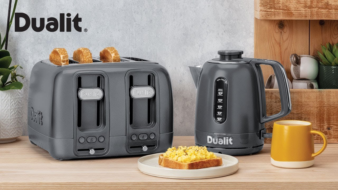 Buy Dualit Kettles and Toasters