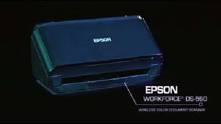 Epson WorkForce DS-560 Skaner