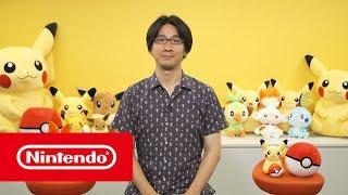 A message from GAME FREAK's Shigeru Ohmori - Pokémon Sword and Pokémon Shield (gamescom 2019)