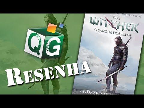 Resenha: The Witcher - O Sangue dos Elfos