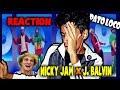 Nicky Jam x J. Balvin - X (EQUIS) | Video Oficial [REACCION Y ANALISIS]