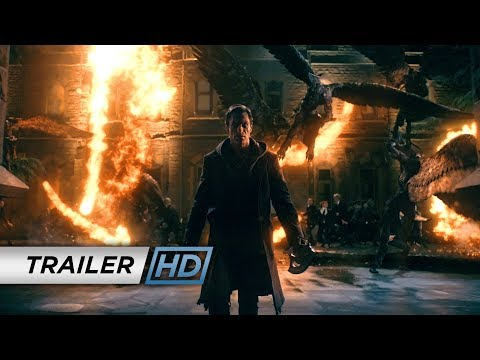 I, Frankenstein (Trailer)