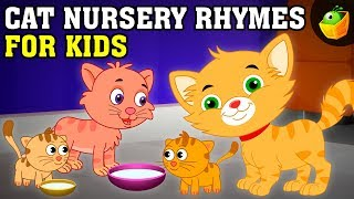 Ding Dong Bell | +More Nursery Rhymes | Three Little Mittens | Rhymes for kids