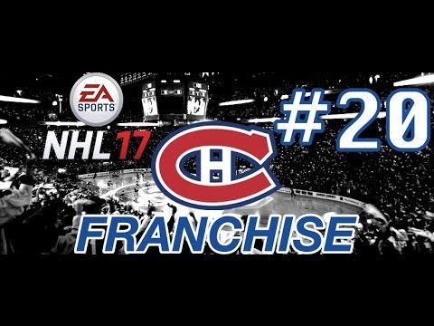 NHL 17 Franchise | Montreal ep. 20