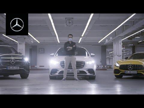 Musique publicité Mercedes Benz We are MO – We Build the Future    Juin 2021