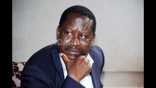 The people who forced Raila out of swearing-in plan: He must make a deal