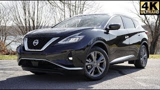 2020 Nissan Murano Review | NEW Safety for 2020