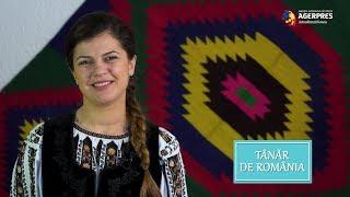 Tânăr de România: De la halatul de medic, la ia populară
