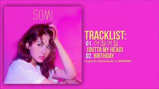 [Full Album] SOMI (전소미) - BIRTHDAY