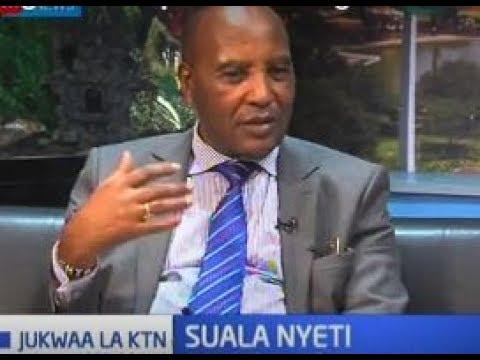 Gov. Francis Kimemia on Devolution Challenges