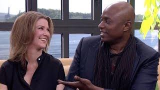 Märtha Louise og sjaman Durek snakker ut om kjærligheten