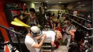 HARLEM SHAKE YOUR BODY - OXXY NUTRY / SHOPPING