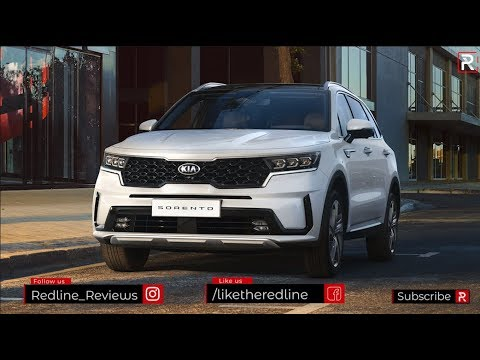 2021 Kia Sorento – Redline: First Look