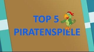 Top 5 Brettspiele mit Piratenthema