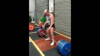 Bill Healy old school strength 2016 age 66